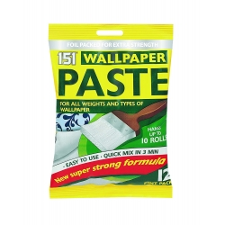 151 WALLPAPER PASTE 12 PINT EACH