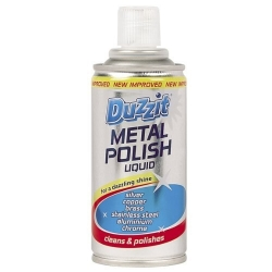 DUZZIT METAL POLISH LIQUID 120ML