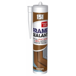 151 FRAME SEALANT (BROWN)