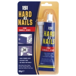 151 HARD AS NAILS 85G