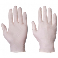 MEDICAL POWDERFREE LATEX GLOVES 100