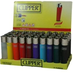 CLIPPER CR 40PK LIGHTERS