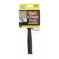 151 SHED & FENCE BRUSH
