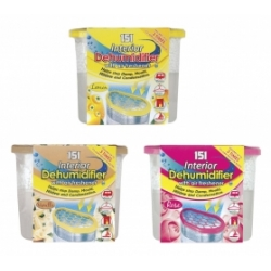 151 SCENTED INTERIOR DEHUMIDIFIER MIX