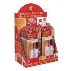 FURNITURE TOUCH-UP MARKER 3PK