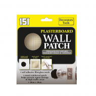 151 PLASTERBOARD WALL PATCH