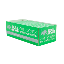 BULL BRAND GREEN PAPERS 50s