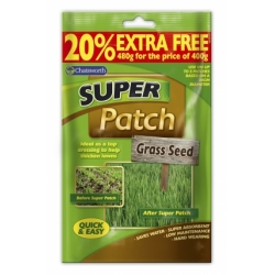 SUPER PATCH-GRASS SEED 480G