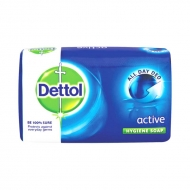 Dettol Anti-Bacterial Soap Bars ACTIVE 175G