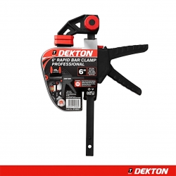 "DEKTON 6"" RAPID BAR CLAMP"