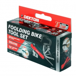 DEKTON FOLDING BIKE TOOL SET