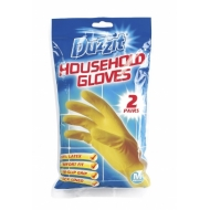 HOUSEHOLD GLOVES 2PK