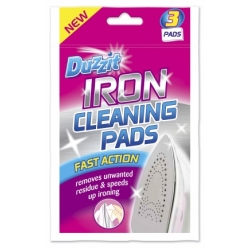 IRON CLEANING PADS 3PK
