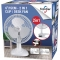 "15W 6""/15CM - 2 IN 1 CLIP / DESK FAN"