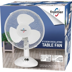 "30W 9""/23CM OSCILLATING TABLE FAN"