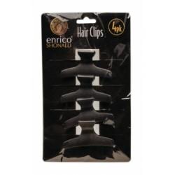 ENRICO SHONALLI HAIR CLIPS 4PK