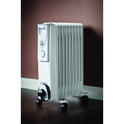 DAEWOO 9FIN OIL RADIATOR 2000W - WHITE