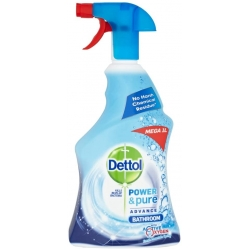 Dettol Power & pure Bathroom cleaner, 1L