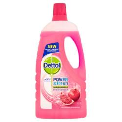 Dettol Power & Fresh Multi-Purpose Cleaner - Pomegranate 1L