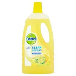 Dettol Power & Fresh 1L - Sparkling Lemon & Lime Burst