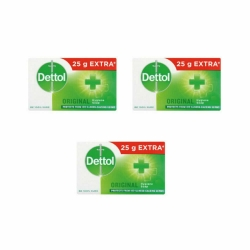 1 x Dettol Soap Original 175g