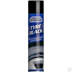 CAR PRIDE TYRE BLACK 300ML