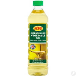 KTC VEGETABLE OIL 12x500ML - NO VAT