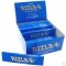 RIZLA BLUE KING SIZE SLIM 50 BOOKLET