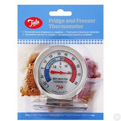 TALA FRIDGE & FREEZER THERMOMETER