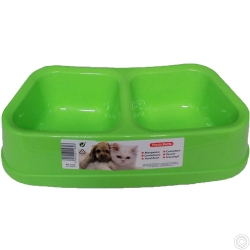 DOUBLE PET BOWL EACH