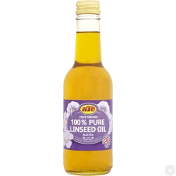 KTC LINSEED OIL 12x250ML - NO VAT