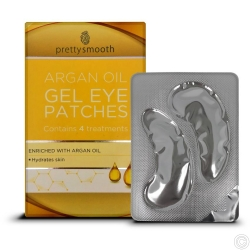 ARGAN OIL GEL EYE PATCHES 4s