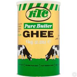 KTC BUTTER GHEE 1KG - NO VAT