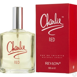 CHARLIE REVLON PERFUME 100ML - RED
