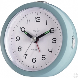ACCTIM ORLA SWEEP ALARM CLOCK