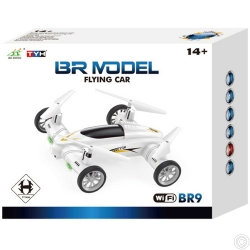 BR9 R/C FLYING CAR