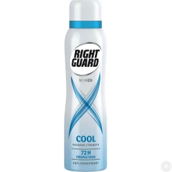 RIGHT GUARD BODY SPRAY 150ML - Cool