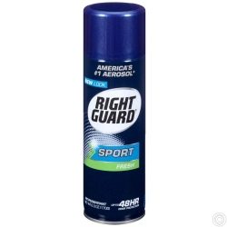 RIGHT GUARD BODY SPRAY 150ML - SPORT