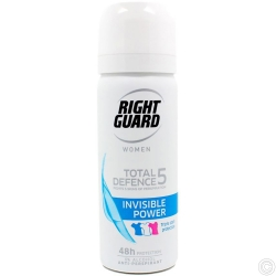 R/GUARD WOMEN INVISIBLE SPRAY 50ML - TOTAL DEFENCE