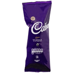 CADBURY HOT CHOCOLATE 7CUPS *NO VAT*