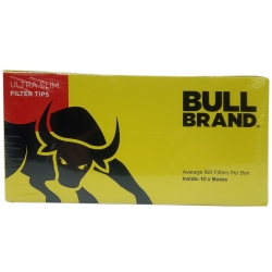 BULL BRAND ULTRA SLIM FILTER TIPS