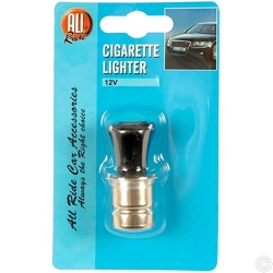 ALL RIDE CIGARETTE LIGHTER PLUG
