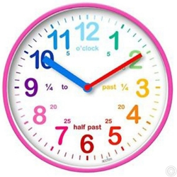 ACCTIM WICKFORD KIDS WALL CLOCK