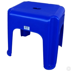 STEP STOOL PLASTIC ASST'D COLOUR