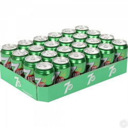 7UP CANS 4 X 6 X 330ML
