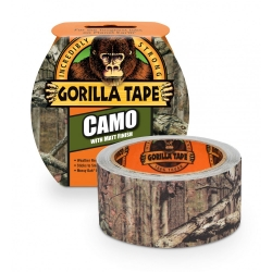 GORILLA CAMO TAPE  8.2Mx48MM
