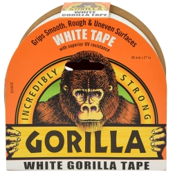 GORILLA WHITE TAPE 27Mx48MM