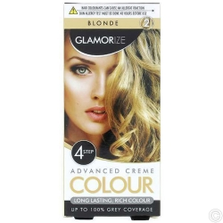 GLAMORIZE PERMANENT HAIR COLOUR - BLONDE