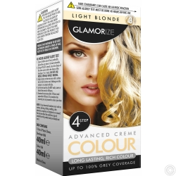 GLAMORIZE PERMANENT HAIR COLOUR - LIGHT BLONDE
