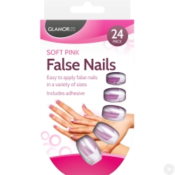 GLAMORIZE FALSE NAILS 24 PK